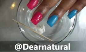 HOWTO Create a Matte Polish by Dearnatural62 on Youtube