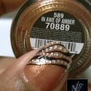 China Glaze: In Awe Of Amber