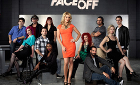 "An Exclusive Peek at the New Season of ""Face Off"""