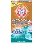 Arm & Hammer Whitening Booster plus Enamel Strengthening