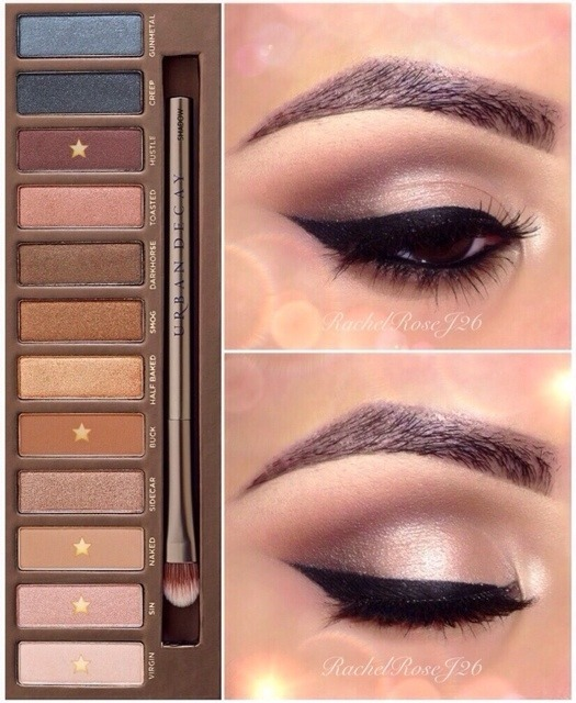 naked palette look 1 rachel r j 39 s rachelrosej26 photo beautylish. Black Bedroom Furniture Sets. Home Design Ideas