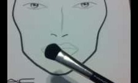 face chart brushes 101