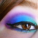 Closer look #2 at rainbow look