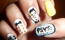 Gangnam Style Nail Art - Different Version!