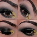 Smokey Yellow & Black