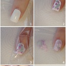 How To: Waterless Water Marble