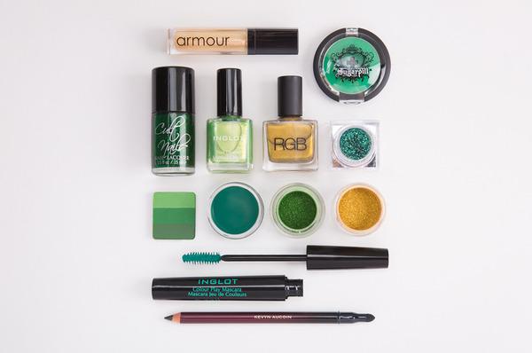 The Prettiest St. Patrick's Day Beauty Palette