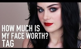 How Much Is My Face Worth TAG | Emma Pickles