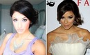 Eva Longoria Inspired Glamorous Up Do