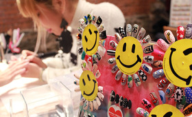 Vanity Projects: Nail Art Gets An Artsy Boost In NYC