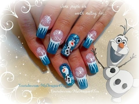 Disney Frozen Inspired Olaf