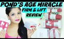 Look 10 Years Younger Pond's Age Miracle Firm & Lift Range Review | SuperPrincessjo