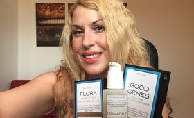 Sunday Riley Good Genes, Flora oil & Ceramic Slip Cleanser  Review
