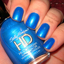 Sally Hansen HD Blu