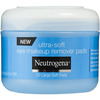 Neutrogena Ultra Soft Eye Make-up Remover Pads