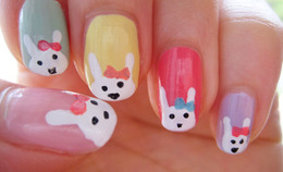 Easter Manicures!