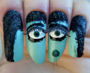 more pics and details: http://www.thepolishedmommy.com/2012/10/ill-get-you-my-pretty.html