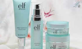 ELF Skincare Review + GIVEAWAY!