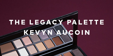 The Legacy Palette from Kevyn Aucoin