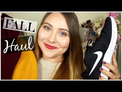 982fe244947b3 Fall Plus Size Try On Haul: Primark, H&M, Brandy Melville, Nike (September  2016)