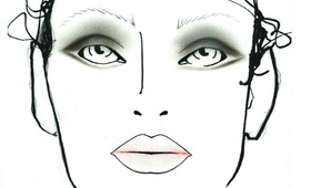New York Fashion Week, Fall 2011: MAC at Ohne Titel