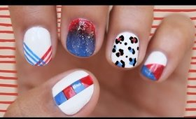 Nail Art for Fourth of July 2014: The Ultimate Guide!