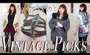Vintage Themed Online Fashion Picks; Retro '60's, 70's & 80's!