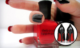 How-To: Christian Louboutin-Inspired Nails