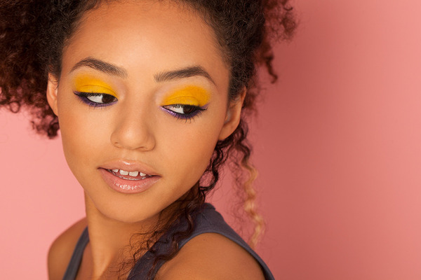 Clash Course! A Lesson In Color-Clashing Makeup