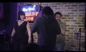 "Sissy Training with Lady Zombie - ""PAID or PAIN"" - NY Comedy Club - Hosted by Jay Nog & Lisa Ann"