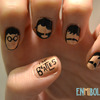 The Beatles Nails