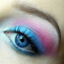 Candyfloss Inspired Makeup