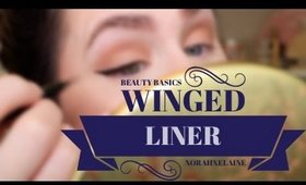 ♡Beauty Basics | Winged Eyeliner♡