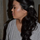 Wedding Look and Hair By L
