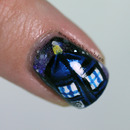 A Manicure Worthy Of A Time Lord