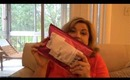 My first Ipsy bag opening! July 2013