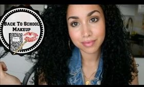 Fast Back to School Makeup Tutorial! (Natural/Glam)