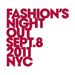 Fashion's Night Out Around The Country