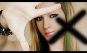 Avril Lavigne - Smile - Official Music Video Look