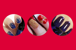 10 Amazing Holiday Manis