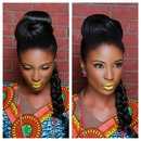 Ankara Yellow Chrome