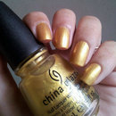 Champagne Bubbles by China Glaze