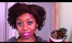 PRODUCT REVIEW | Shea Moisture Organic African Black Soap Purification Masque