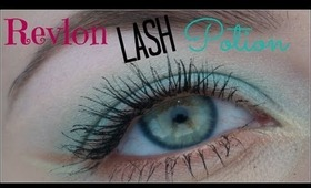 Revlon Lash Potion Mascara | Review + Demo