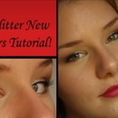 Glam Glitter New Years Tutorial!!