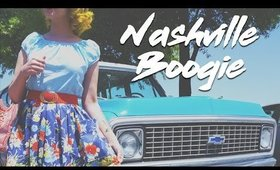 NASHVILLE BOOGIE | FANCY VLOGS