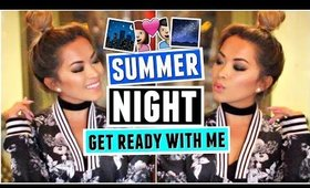 Get Ready With Me! Summer Date Night Look!
