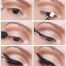 How to: Creative Eyeliner