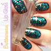 Dragon Scales Manicure
