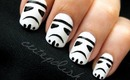 Stormtrooper Nails (feat. Darth Vader)